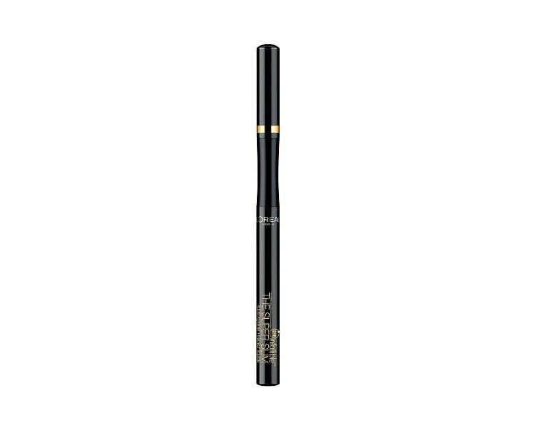 "<p>The <a href=""https://www.popsugar.com/buy/L%C3%A9al-Infallible-Super-Slim-Liner-587591?p_name=L%27Or%C3%A9al%20Infallible%20Super%20Slim%20Liner&retailer=amazon.com&pid=587591&price=8&evar1=bella%3Aus&evar9=30490550&evar98=https%3A%2F%2Fwww.popsugar.com%2Fbeauty%2Fphoto-gallery%2F30490550%2Fimage%2F47612856%2FLOr%C3%A9al-Infallible-Super-Slim-Liner&list1=hair%2Cmakeup%2Cbeauty%20products%2Cbeauty%20shopping%2Cdrugstore%20beauty%2Cskin%20care&prop13=mobile&pdata=1"" class=""link rapid-noclick-resp"" rel=""nofollow noopener"" target=""_blank"" data-ylk=""slk:L'Oréal Infallible Super Slim Liner"">L'Oréal Infallible Super Slim Liner</a> ($8) is a staple for everyday cat-eye looks. The smudge-proof formula glides on with no skips or bumps. </p>"