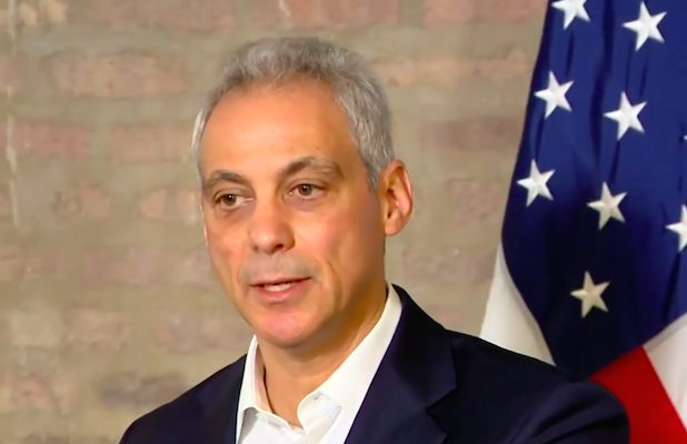 Rahm Emanuel Joins The Atlantic as Contributing Editor