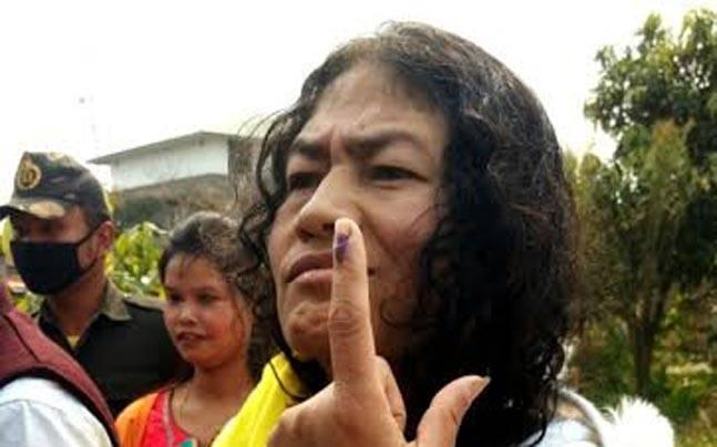 Manipur Assembly polls: Our fight is not symbolic, contesting to win, says Irom Sharmila
