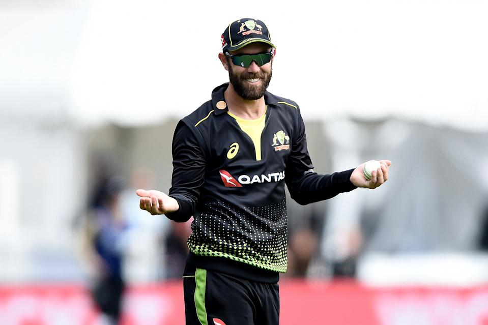 Glenn Maxwell has withdrawn from The Hundred competition (Getty Images)