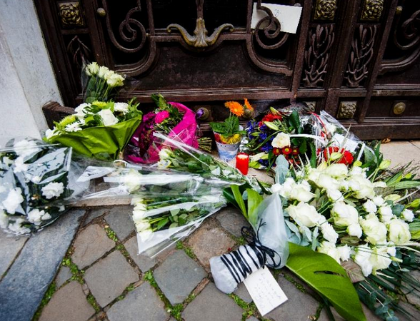 Tributes have flowed across the world since the attacks. Photo: Yahoo News