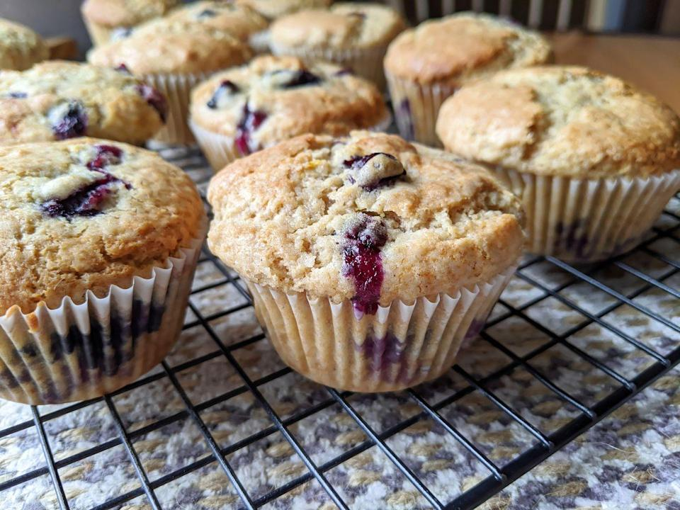 "<p><strong>State Muffin: Blueberry muffin</strong></p><p>At the request of a class of third graders, <a href=""https://www.leg.mn.gov/leg/Symbols#:~:text=%3A%20126%2D129.-,Muffin,Elementary%20School%20in%20Carlton%2C%20Minnesota."" rel=""nofollow noopener"" target=""_blank"" data-ylk=""slk:this bill was introduced"" class=""link rapid-noclick-resp"">this bill was introduced</a> to celebrate the blueberry muffin and passed in 1988. They've also got a state mushroom, the morel. </p>"