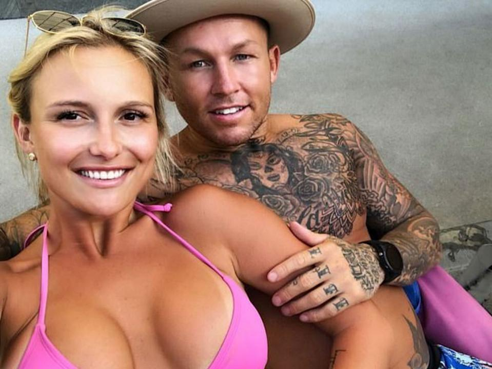 todd carney and MAFS susie bradley