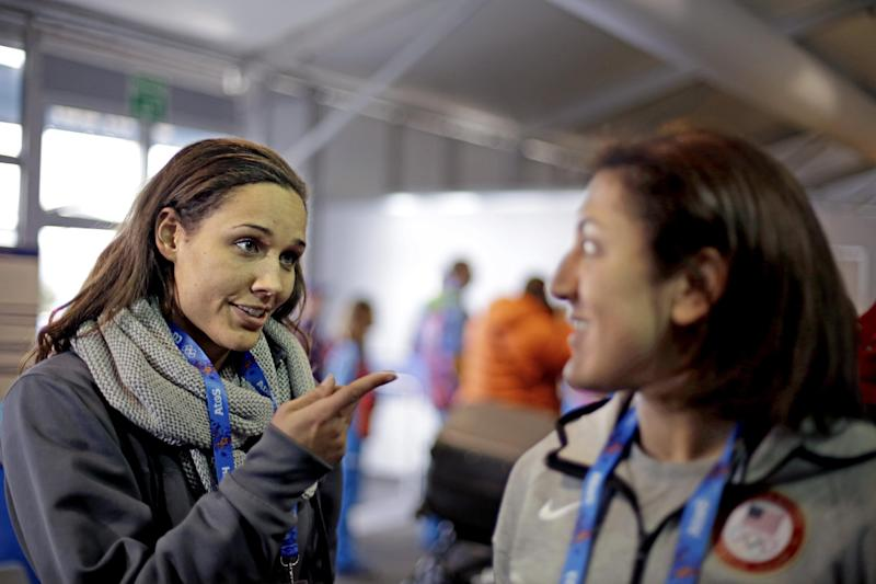 Lolo Jones back at Olympics, savoring the moment