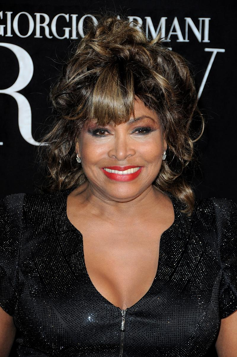 Tina Turner, 73, marries 57-year-old toyboy Erwin Bach in ...