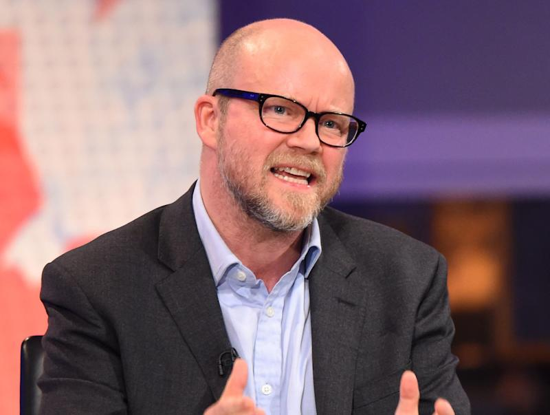 <strong>Toby Young was criticised for his sexist comments</strong>