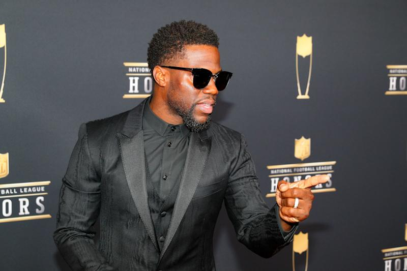 Kevin Hart charged with $60m lawsuit over sex tape