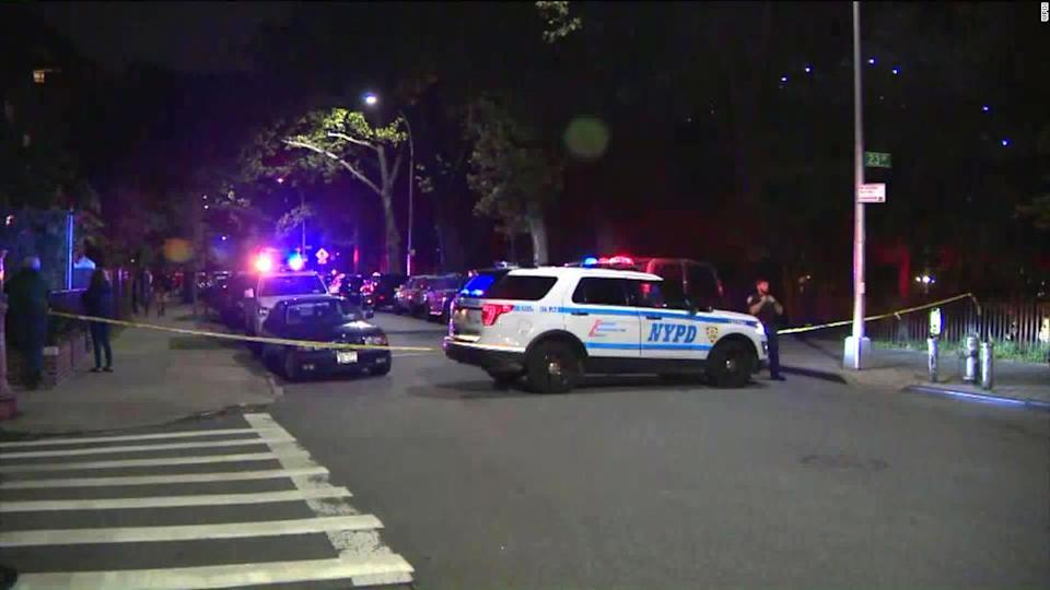 "<p>Authorities are investigating after materials that could be used to make explosives were found in a Queens home.</p><div class=""cnn--image__credit""><em><small>Credit: WPIX / WPIX</small></em></div>"