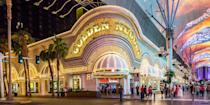 """<p>Located on historic Fremont Street, the <a href=""""https://go.redirectingat.com?id=74968X1596630&url=https%3A%2F%2Fwww.tripadvisor.com%2FHotel_Review-g45963-d91828-Reviews-Golden_Nugget_Hotel_Casino-Las_Vegas_Nevada.html&sref=https%3A%2F%2Fwww.redbookmag.com%2Fabout%2Fg34149750%2Fmost-historic-hotels%2F"""" rel=""""nofollow noopener"""" target=""""_blank"""" data-ylk=""""slk:Golden Nugget"""" class=""""link rapid-noclick-resp"""">Golden Nugget</a>, which opened in 1946, is all about old-Vegas ambiance. It attracted plenty of gangsters and Hollywood stars during its heyday, and today, it's still a fun retro place to hang, especially in the 38,000-square-foot <a href=""""https://www.bestproducts.com/fun-things-to-do/g2848/best-casinos-in-the-usa/"""" rel=""""nofollow noopener"""" target=""""_blank"""" data-ylk=""""slk:casino"""" class=""""link rapid-noclick-resp"""">casino</a>. </p>"""