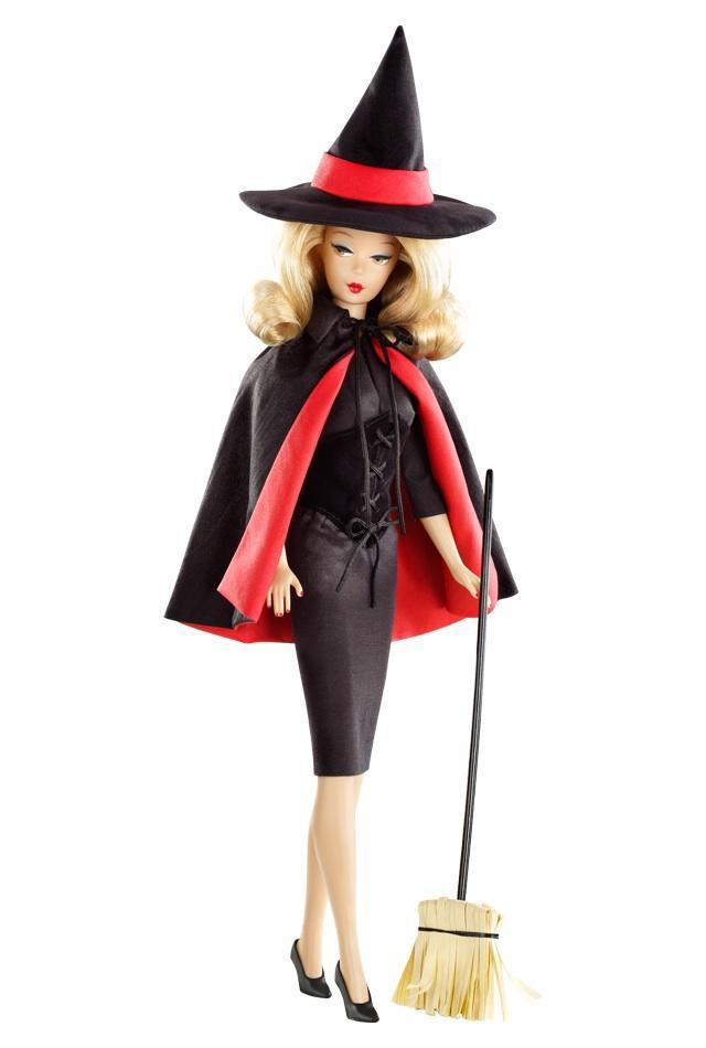 "<div class=""caption-credit""> Photo by: barbiecollector.com</div><b>""Bewitched"" Barbie doll, released in 2010 for $34.95</b> <br> We wish they'd found a way to make her nose wiggle."
