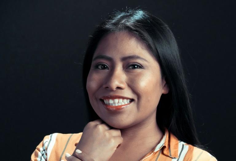Mexican actress Yalitza Aparicio, the first indienous woman ever nominated for a best actress Oscar, is using her fame to raise awareness about indigenous and women's rights