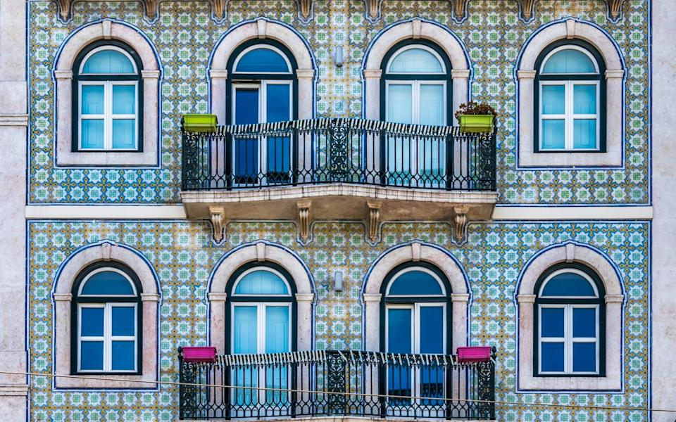 Lisbon regularly appears in cruise itineraries - istock