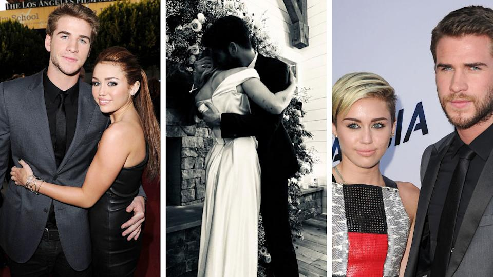 Miley Cyrus and Liam Hemsworth 10-year relationship timeline