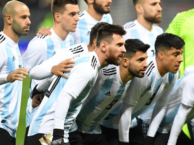 Argentina World Cup squad: Paulo Dybala included but Mauro Icardi misses out on 23-man group for Russia