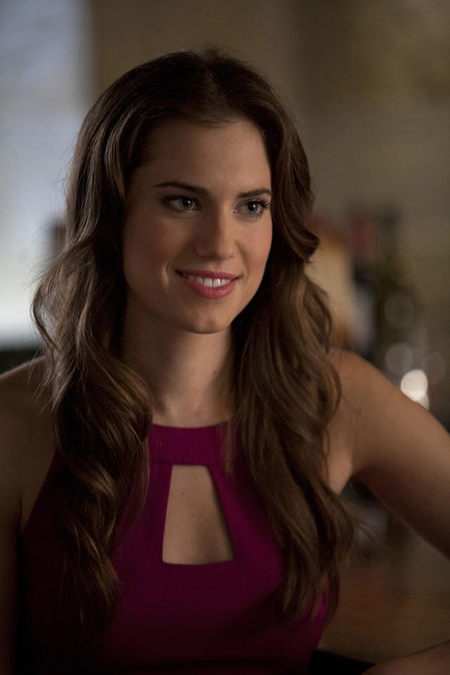 "Allison Williams in the ""Girls"" Season 2 episode, ""I Get Ideas."""