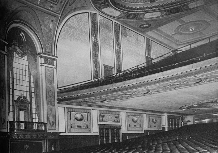 <p>The Allen Theatre opened in 1921. It was originally designed as a silent movie house. The first screening was <em>Her Greatest Love. </em>After years of closure and rumors of demolition, the theater was restored and reopened as a performing arts venue in 1998. </p>