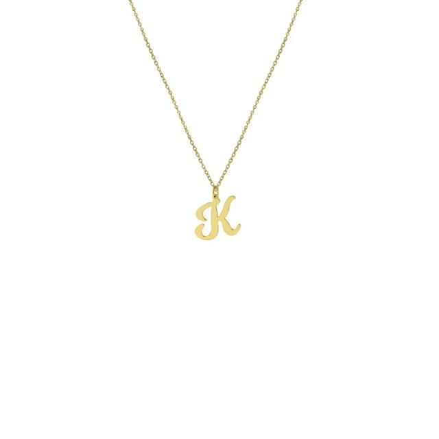 The M Jewelers pendant necklace