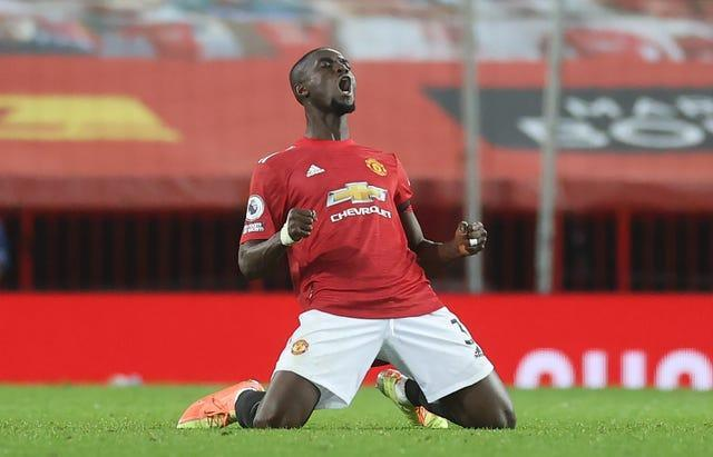 Eric Bailly is a popular member of the United dressing room