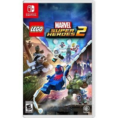 <p>Indulge their fantasies with this <span>LEGO Marvel Super Heroes 2</span> ($20).</p>