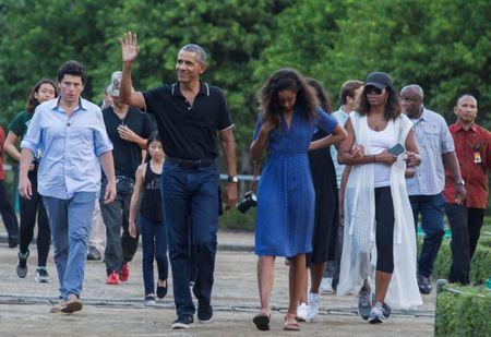 The Obamas are living their best lives on holiday in Bali
