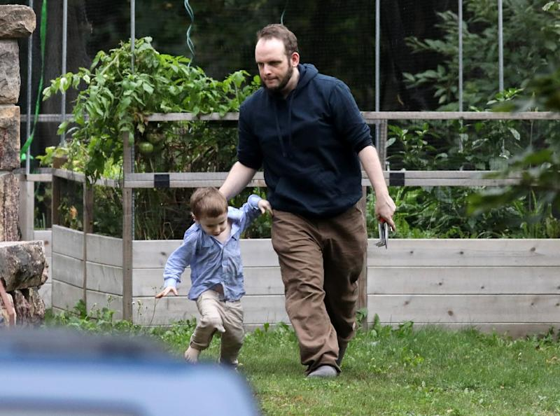 Former Afghanistan hostage Joshua Boyle granted bail with conditions