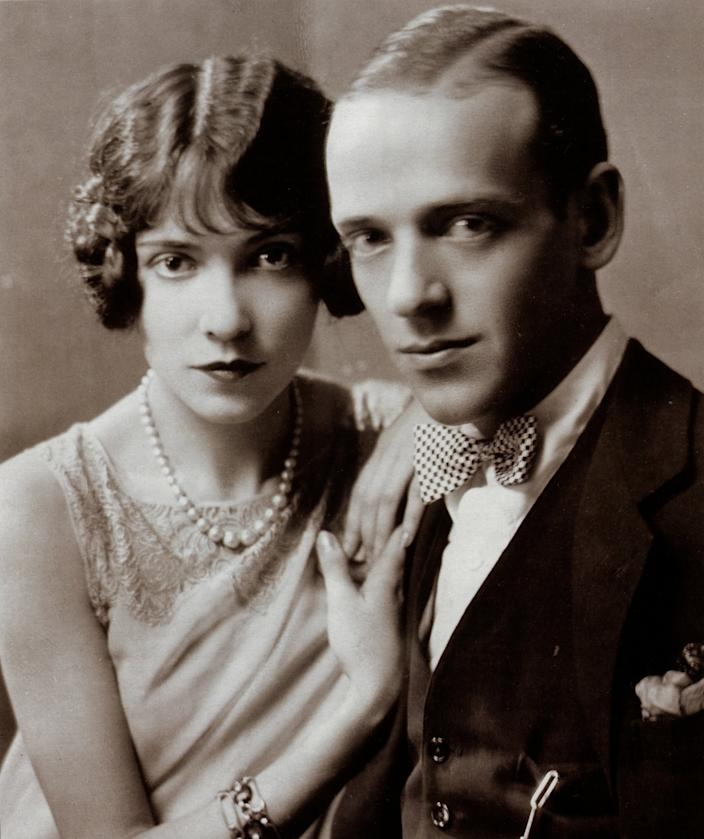 Fred and Adele Astaire. Photo: Alex Lawrie