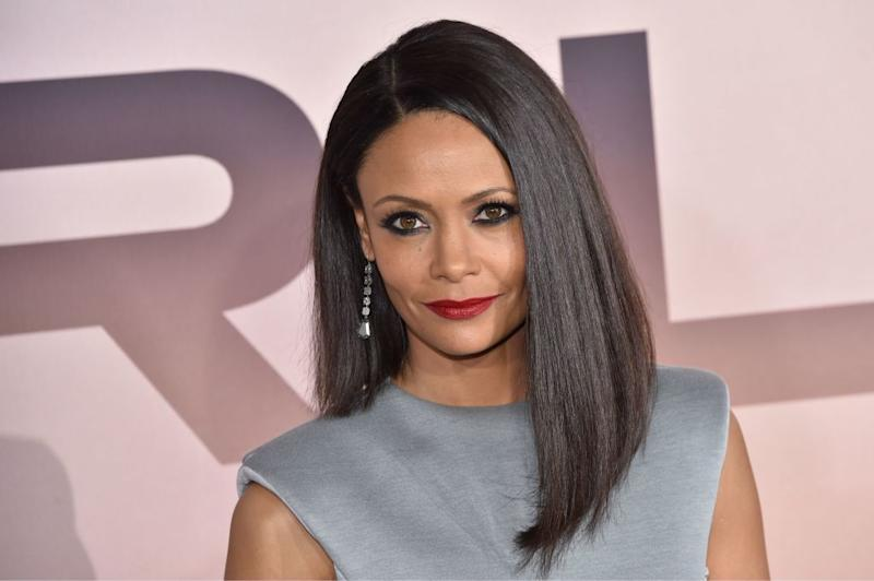 Thandie Newton explains reaction to her candid comments about the entertainment industry. (Photo: Chris Delmas/AFP)