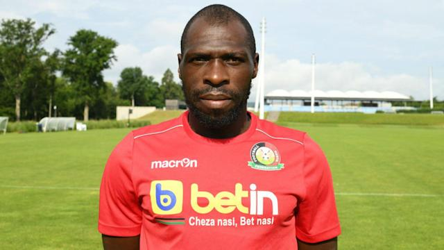 Onyango adds to the defensive injury list that already includes Brian Mandela as Kenya prepare for Afcon campaign against Algeria