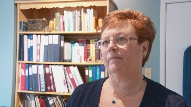 Brenda Picard, executive director of the P.E.I. Human Rights Commission, says 50 per cent of the calls in September were COVID-related, up from 15 per cent over the previous five months. (Steve Bruce/CBC - image credit)