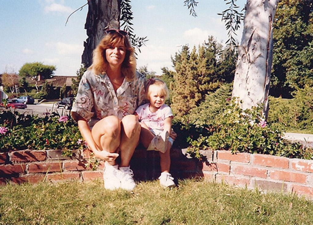 "<a href=""https://www.facebook.com/laurenconrad"" target=""_blank"">LAUREN CONRAD with mom Kathy Conrad<br /></a>Happy Mother's Day to my beautiful mother and all of the other mothers reading this! Growing up my mother was always the one capturing moments from behind the camera, so I really treasure the few photos of us together from when I was young. <a href=""http://bit.ly/LCxMothersDay513"" target=""_blank"">Click here</a> to see a recent photo of me and my mother"