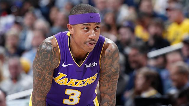 "Former All-NBA guard Isaiah Thomas just signed a one-year, $2 million deal with the Denver Nuggets, a far cry from the ""brinks truck"" he expected back in Boston. SI Now co-hosts Robin Lundberg and Madelyn Burke discuss how Thomas fell this far this f"