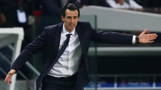 The manager praised Paris Saint-Germain for quickly moving on from their shock loss to Barcelona in the Champions League