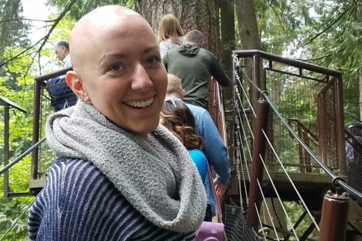"""Since Aug. 1, 2018, Samantha """"Sam"""" Sayers, 28, has been missing in the mountains of Washington state.<br /><br />On the <a href=""""Samantha Sayers"""" target=""""_blank"""" rel=""""noopener noreferrer"""">morning of her disappearance</a>, Sayers made the two-hour drive from her Seattle home for a solo hike at Vesper Peak in the North Cascades in Snohomish County. She is familiar with the area and <a href=""""https://www.huffingtonpost.com/entry/missing-hikers-mom-message_us_5b721fa8e4b0bdd0620c2b57"""" target=""""_blank"""" rel=""""noopener noreferrer"""">previously went hiking there</a> several times.<br /><br />Samantha Sayers was supposed to contact her boyfriend, Kevin Dares, around 6 p.m. When she didn't, he went looking for her. He located her vehicle parked at the trailhead. Despite increasing darkness, he hiked 2 miles along the rocky pathway before he was forced to turn back. He then notified a local ranger station.<br /><br />According to the Snohomish County Sheriff's Office, a group of hikers reported seeing Samantha Sayers on her way up Vesper Peak around midmorning on Aug. 1. Another hiker reported seeing her the same day at the 6,220-foot summit and then he watched her head south from the summit.<br /><br />The search led by the sheriff's office was <a href=""""https://www.huffingtonpost.com/entry/authorities-suspend-search-missing-seattle-hiker_us_5b85a9afe4b0cf7b002fc209?f9m"""" target=""""_blank"""" rel=""""noopener noreferrer"""">suspended on Aug. 23, 2018</a>. Sayers' family has since taken over coordinating volunteer search efforts.<br /><br />Friends and family members are posting updates to a Facebook group, <a href=""""https://www.facebook.com/groups/194935701378932/?ref=group_header"""" target=""""_blank"""" rel=""""noopener noreferrer"""">#findsamsayers</a>. They are encouraging everyone to share her story using the hashtag #FindSamSayers. Anyone with any information is asked to call the Snohomish County Sheriff's Office at 425-388-3808 or 425-388-3523."""