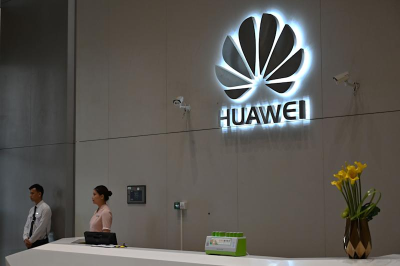 CHINA-US-TRADE-HUAWEI-TELECOMMUNICATION