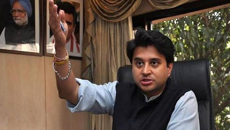 Jyotiraditya Scindia Reacts to Rajasthan Congress Crisis, Says 'Sad to See Sachin Pilot Being Sidelined'