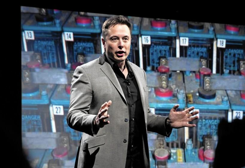 """Elon Musk says the subsidies for two of his companies, Tesla and SolarCity, are """"a pittance"""" compared with government support of the oil and gas industry."""