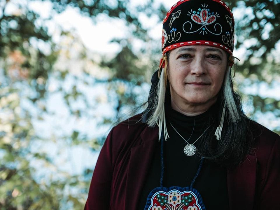 Madawaska Maliseet First Nation chief Patricia Bernard says the communities are willing to negotiate with the province on a new agreement, but time is running out. (Logan Perley/CBC - image credit)