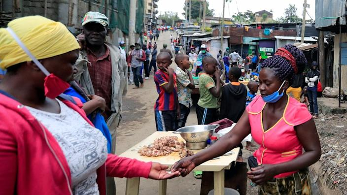 People in the informal sector make up more the 80% of the workforce across the continent