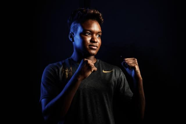 Two-time Olympic champion Nicola Adams in November announced her retirement from boxing at the age of 37 over fears she could lose her sight. The Briton became the first female Olympic champion when she won gold at London 2012, retaining her flyweight title at Rio 2016. She turned professional in 2017 and is the WBO world flyweight champion (John Walton/PA)