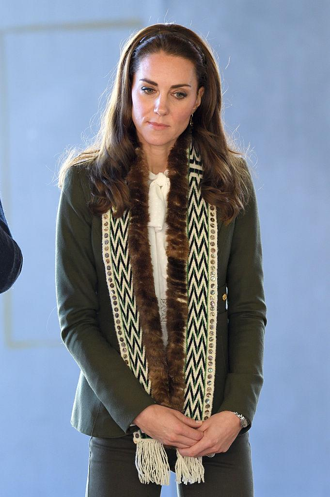 Kate visits the Haida Heritage Centre and Museum in Haida Gwaii, B.C.
