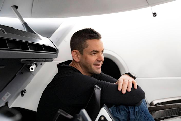 Jared Isaacman, founder of Shift4 Payments, is donating the three Crew Dragon seats to individuals from the general public.