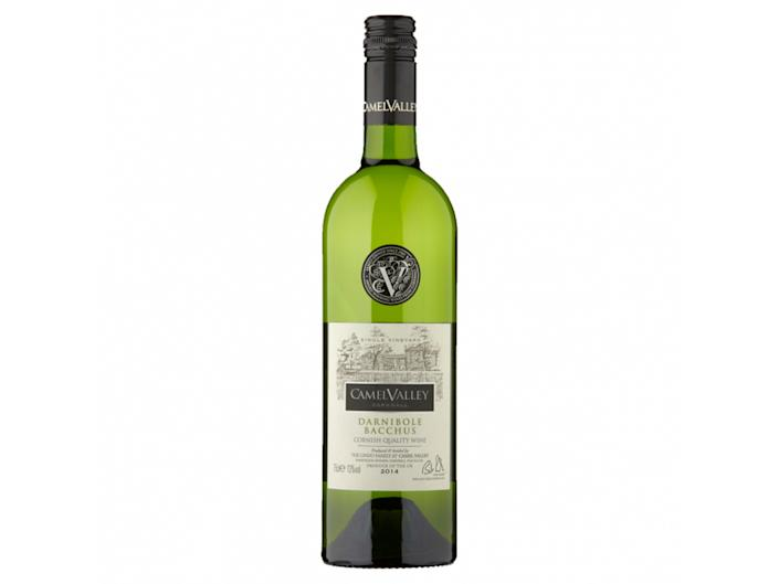 <p>This producer has the royal seal of approval</p>Camel Valley