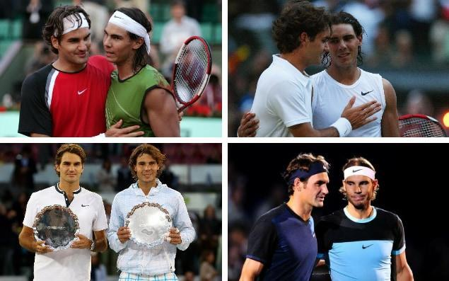 Roger Federer and Rafael Nadal are the top two seeds for the Australian Open - getty images