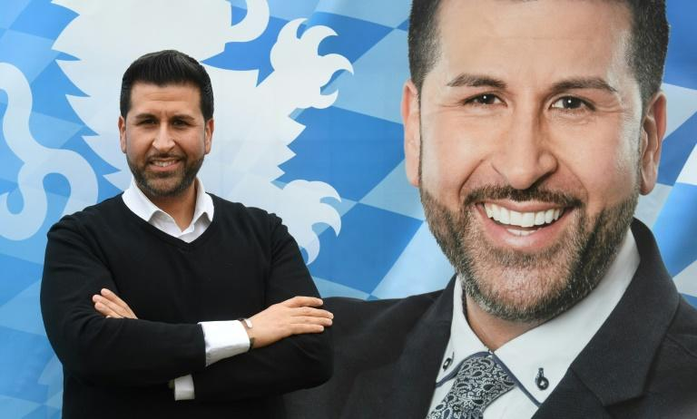 Ozan Iyibas has unleashed a mini earthquake as the first Muslim standing for the Christian Social Union (CSU) in a predominantly Catholic region