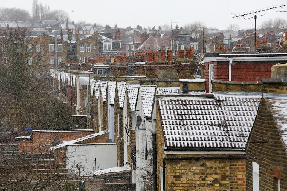 The UK property market is cooling. Photo: Dinendra Haria/SOPA/Sipa USA