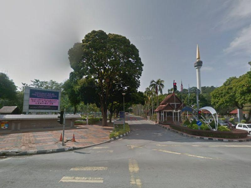 Universiti Kebangsaan Malaysia (UKM) has referred its math genius student, previously convicted in the UK, to psychiatric examination. — Picture courtesy of Google Street View