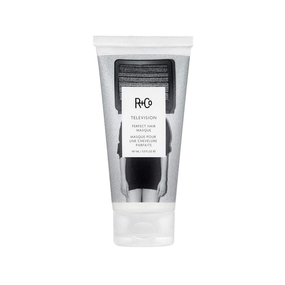 R+Co television perfect hair masque, best hair mask