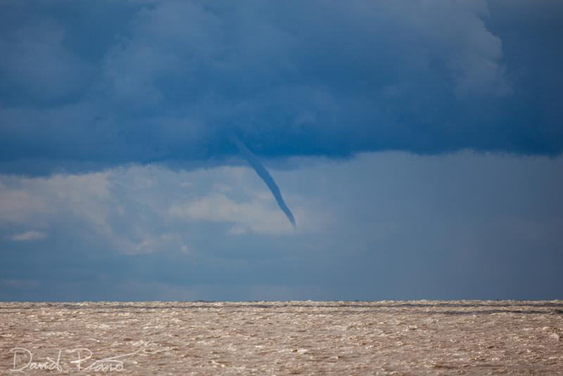 UGC - Mark Robison: Long Point waterspout