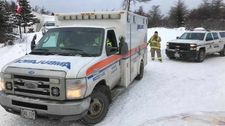 Survivor of N.L. snowmobile accident tried to pull uncle from icy waters, but had to turn away