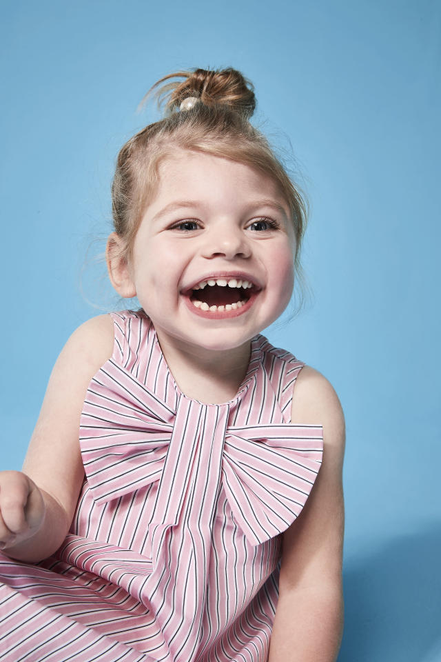 River Island's new campaign features children with disabilities. (Photo: River Island)